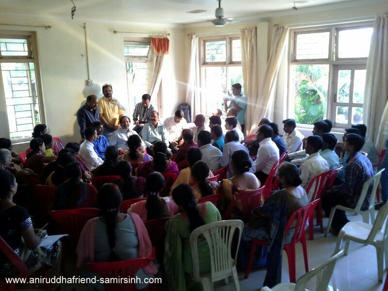 Interaction with Shraddhavans Gadhinglaj Centre