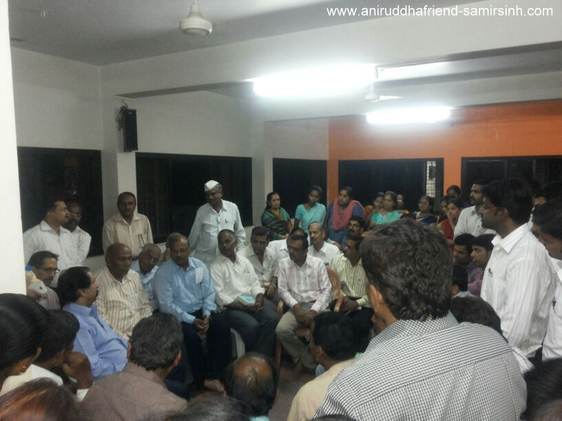 Interaction with Shraddhavans Kolhapur Centre