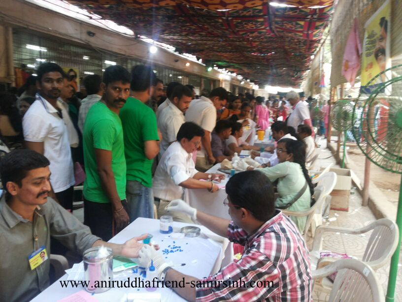 Mega Blood Donation Camp 2013