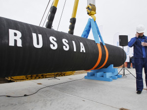 russian gas to europe