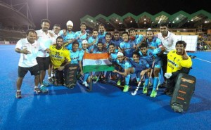 Junior Asia Cup Hockey Tournament