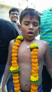 Kudos to Vedant Sawant for his record-breaking swimming feat