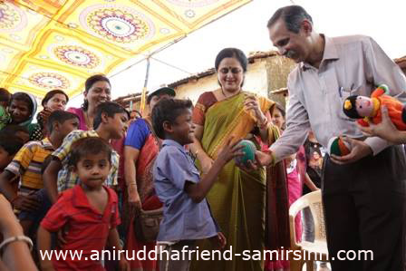 Kolhapur Medical and Healthcare Camp