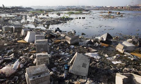 Solid Waste Management Crisis – A Major Challenge of Mega Cities