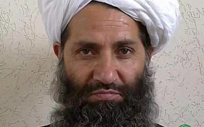 new_leader_of_Taliban_fighters_Mullah_Haibat