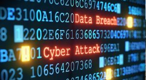 technology and science - cyberattack