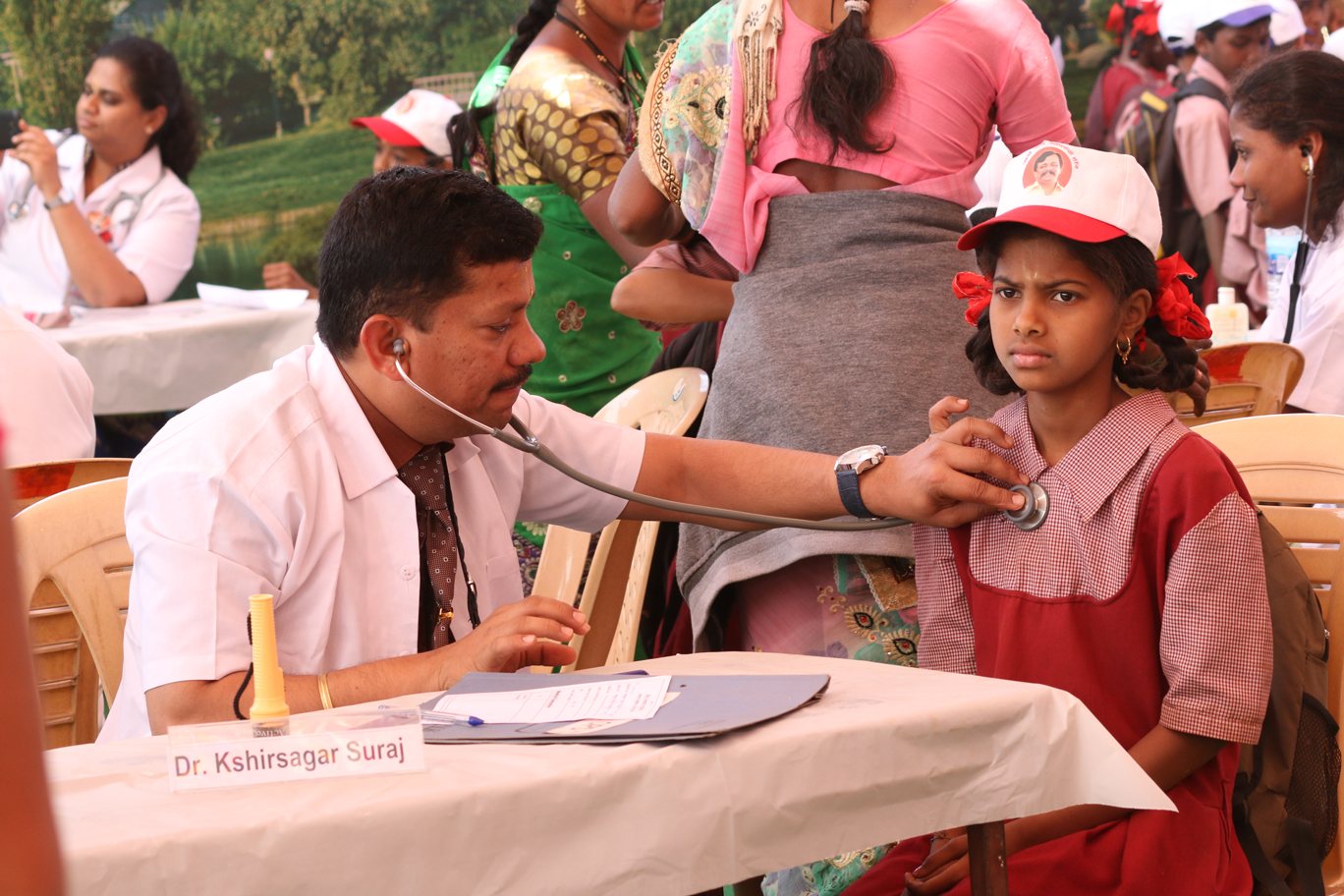 KOLHAPUR MEDICAL & HEALTHCARE CAMP {KMHC}