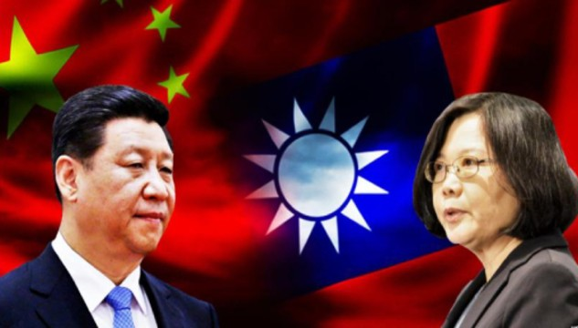 China bullying the entire Indo-Pacific region