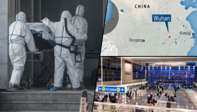 China's deadly 'Wuhan Virus' spreading fast