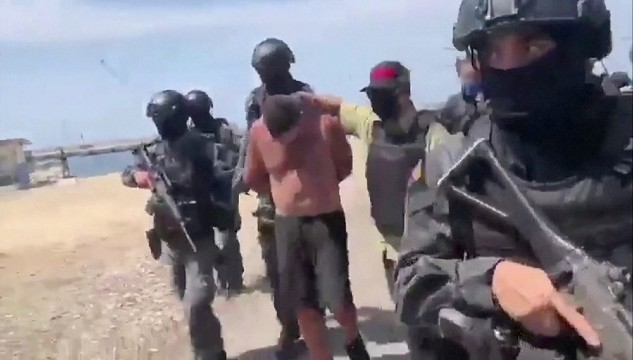 Americans arrested in Venezuela: Coup or Distraction?