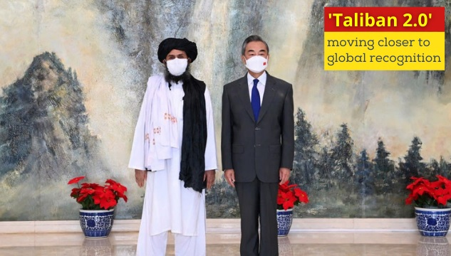 Taliban 2-0 is moving closer to global recognition